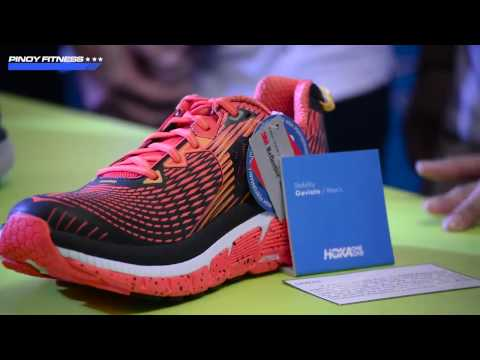 Hoka One One - Time to Fly Manila Media Launch