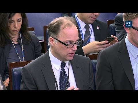 4/13/16: White House Press Briefing