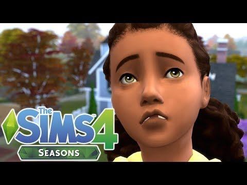 THE RUNAWAYS - The Sims 4: Seasons Let's Play thumbnail