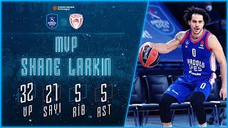 25. Hafta / Anadolu Efes - Olympiacos / Shane Larkin