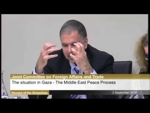 Irish Parliament seeks explanation from Israeli Ambassador for 2014 Gaza action!