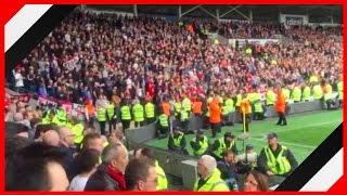 """Spirit in the Sky"" George Best chant from United away fans 