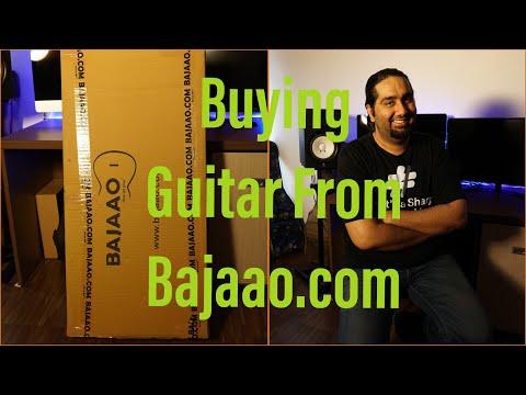 Is Buying Guitar online worth or not?? | Bajaao.com Guitar Unboxing