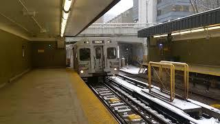 TTC T1 on Line 1