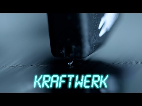 KRAFTWERK -- Computer World (vinyl)