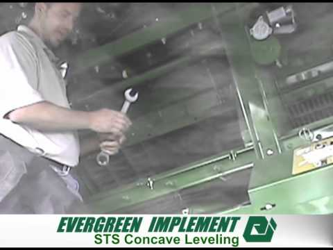 STS Concave Leveling By Evergreen Implement