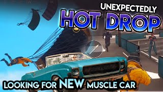 LOOKING FOR NEW MUSCLE CAR - FOUND PEOPLE INSTEAD... PUBG Mobile