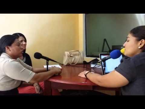 Ministerio Levántate en la emisora Cristiana Radio en Nicaragua
