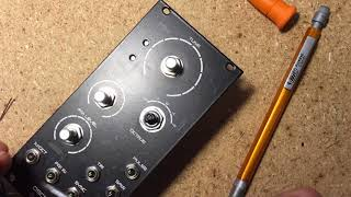 Erica Synths DIY Bundle II Part 1 : The VCO
