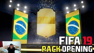 FIFA 19 PACK OPENING ROMANIA - CASTIGAM UN WALKOUT BRAZILIAN UN TOTW !!!