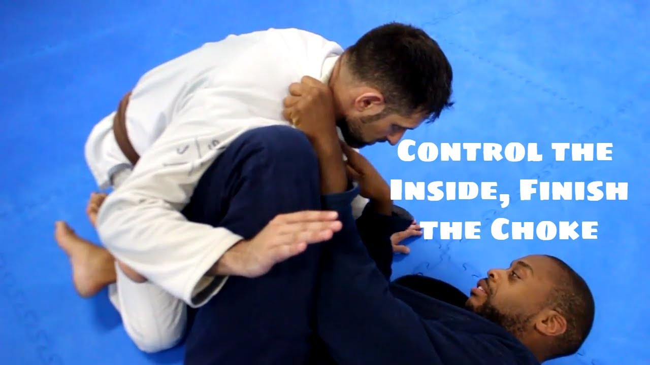 The Importance Of Inside Control For Finishing Baseball Bat Choke