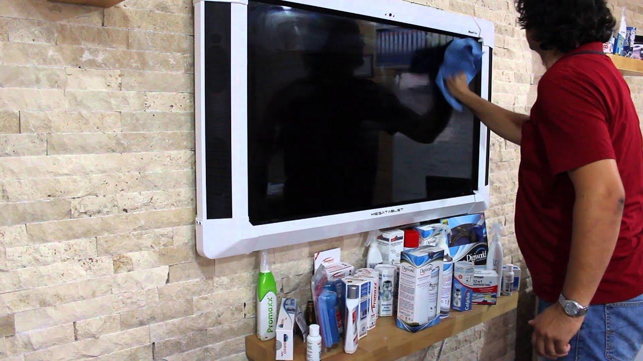 Televizyon nasıl temizlenir