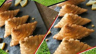 Samosa recipeAloo samosaLayered samosa(ഇങങന ഒനന സമസ ഉണടകക നകക)  Ep#39