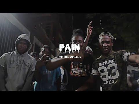 "[FREE] ""PAIN"" Sleepy Hallow x G Herbo x Sheff G (Trap/UK Drill Type Beat) 2017 | Prod. @ZAY1KBEATS"