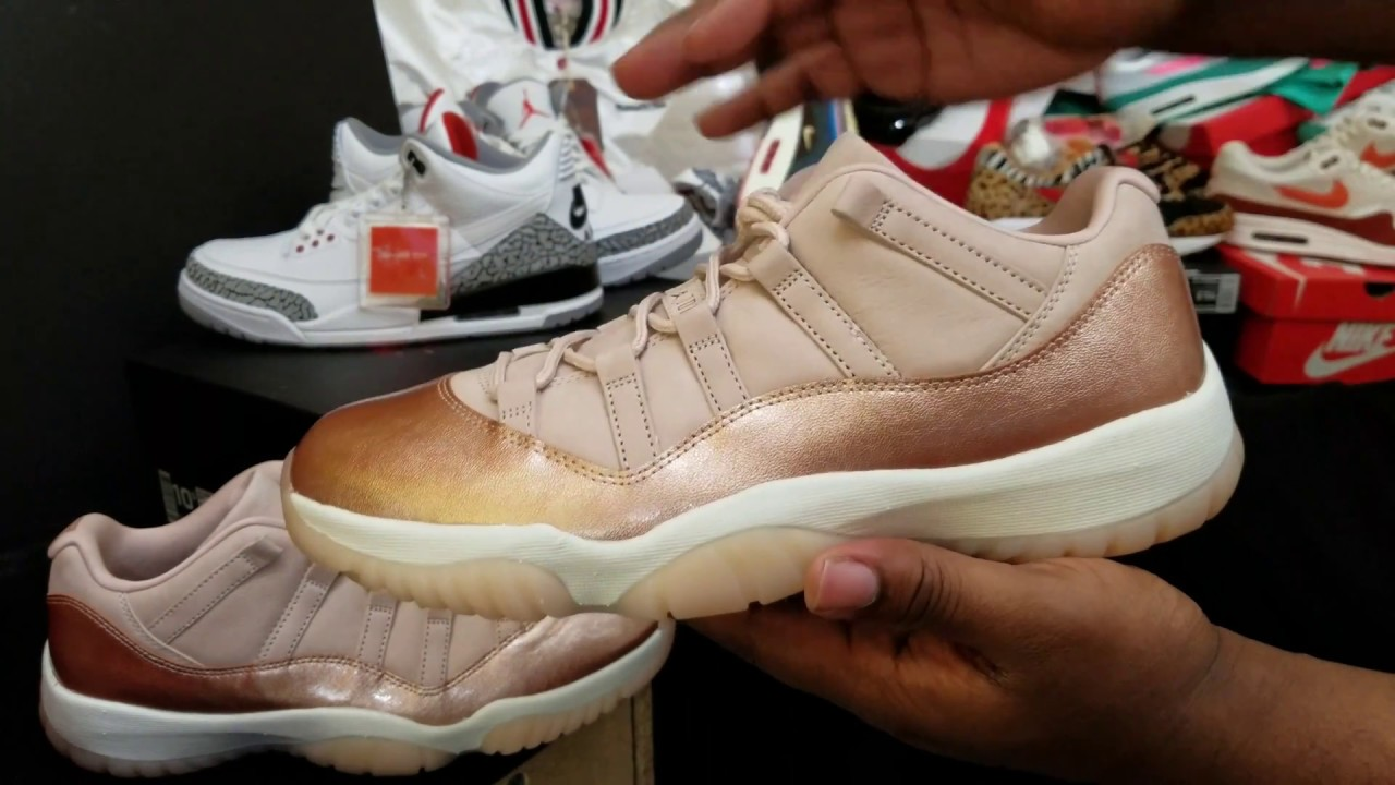 998a1512b93f FIRST LOOK  AIR JORDAN RETRO 11 LOW