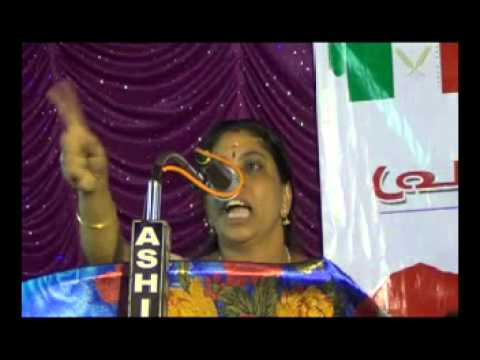 Welfare Party State Member Prema G Pisharady