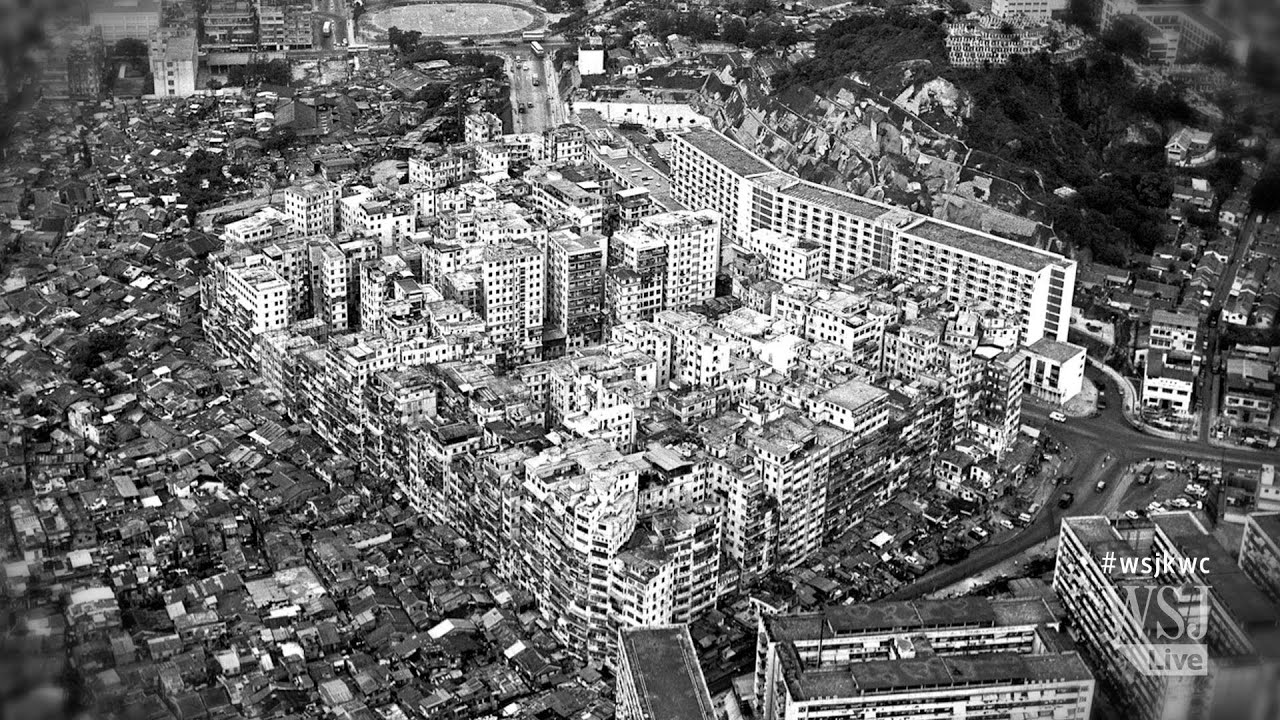 City of Imagination: Kowloon Walled City 20 Years Later - YouTube
