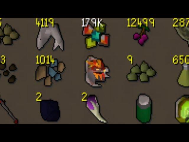 [2007Scape] Old School RuneScape Ironman: Bank Video #8