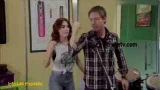 Dani y Juan cantan juntos - Escenas Daniela en SV cap 161 (Lali Espósito)