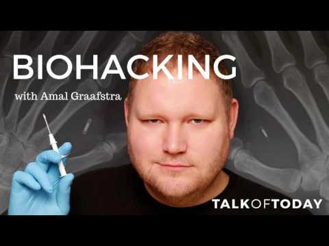 Biohacking and Transhumanism with Amal Graafstra
