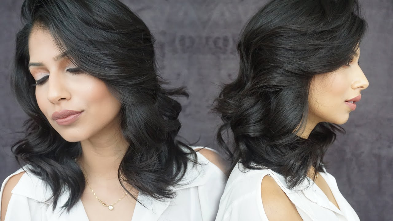 Soft Voluminous Curls For Medium Length Hair Valentine S Day Hair