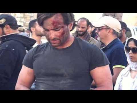 Accident on sets of Saif Ali Khan, Katrina Kaif's 'Daniyal Khan' thumbnail