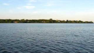 Sunrunner Cabin Cruiser Boat Cruising