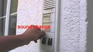 Repeat youtube video Amazing selfmade piano doorbell