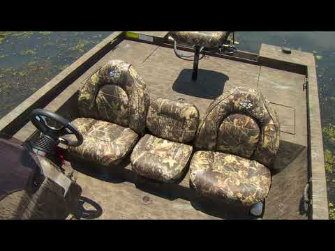 G3 Boats 2018 Sportsman 18 Product Video