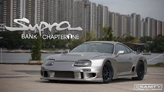 Top Secret Toyota Supra by Bank ChapterOne