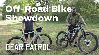 Off-road Bike Showdown: Haibike XDURO NDURO 6.0 vs. Allied Able