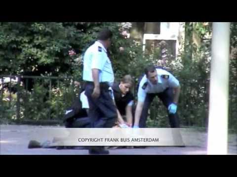 Suicide by cop man met nep pistool dood geschoten door politie in