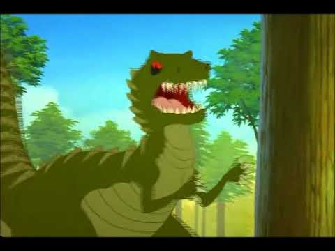 Time Of Sharptooth Dying AMV