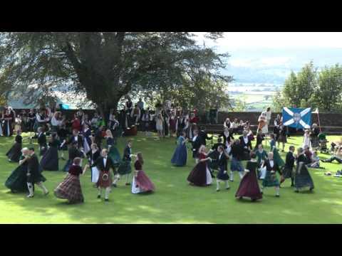 Scottish folk dance: Diamond Jubilee set