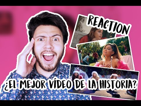 Ariana Grande - thank u, next (LATIN REACTION) | Niculos M