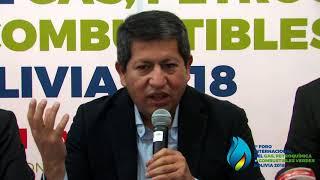 Lanzamiento Foro Gas 2018 - Palabras de Luis Alberto Sánchez