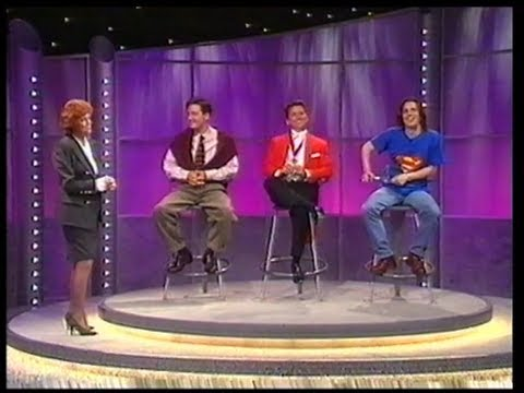 Nov 1994 LWT Blind Date Gorgeous George, Count Roberto, Pat, & Jilly