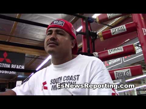 robert garcia how would he do vs prince naseem hamed EsNews