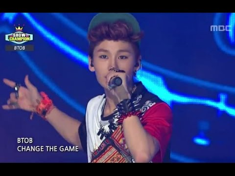 BTOB - WOW, 비투비 - 와우, Show Champion 20120925