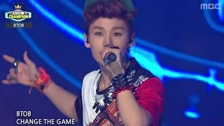 Video BTOB - WOW, 비투비 - 와우, Show Champion 20120925 download MP3, 3GP, MP4, WEBM, AVI, FLV Desember 2017