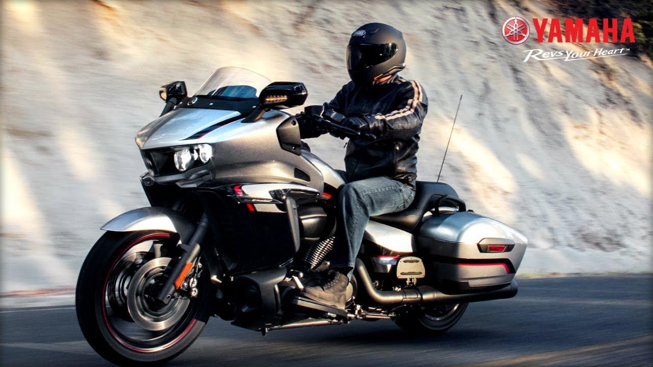 Yamaha Star Eluder Press Ride