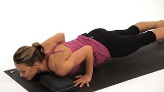 How to Do a High Plank to Low Plank | Yoga