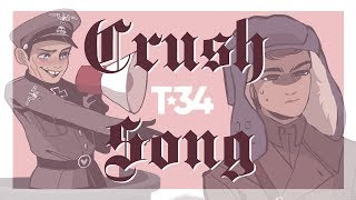 THE CRUSH SONG | Т-34 | MEME