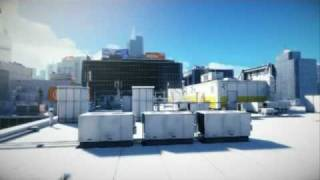 Mirror's Edge - gameplay z PhysX +