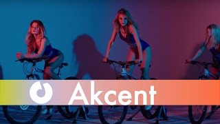 Akcent feat. Reea & Aza - Phou Phou [Love The Show] (Visual Video)