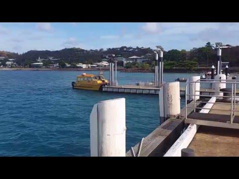 Thursday Island jetty