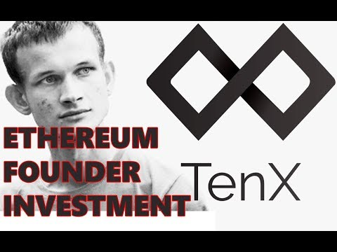 TenX IS NETWORK OF BLOCKCHAINS - TenX PAY - SPEND ETHEREUM BITCOIN DASH WITH TENX - BUY TENX