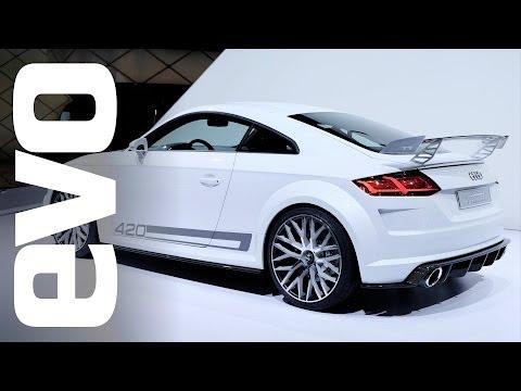 Audi stand at Geneva 2014 | evo MOTOR SHOWS