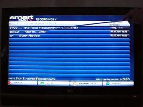 SmartSat TV User Guide
