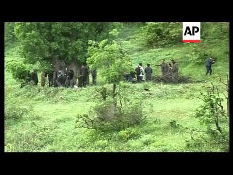 PKK fighters cross into northern Iraq after decision to pull back from Turkey